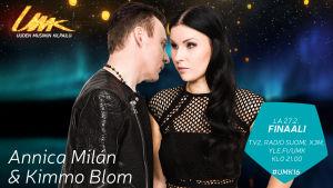 Uuden Musiikin Kilpailu 2016, Annica Milán & Kimmo Blom