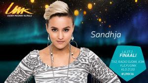 Uuden Musiikin Kilpailu 2016, Sandhja