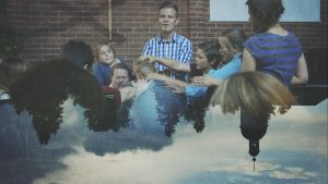 Patrick Tiainen leder eget kyrkosamfund.