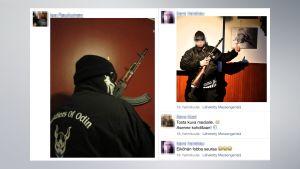 Skärmdump från Facebookgruppen SOO Päällystö.