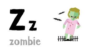 Z - zombie