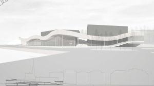 Suunnitelma tulevaisuuden museoksi