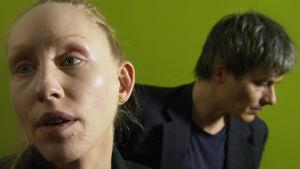 Mira Romantschuk och Laurent Leclère, eller konstnärsparet Mi and L'au
