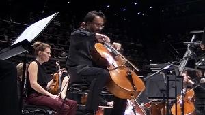 Marko Ylönen Radion sinfoniaorkesterin solistina 14.10.2016