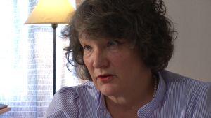 Författaren Monika Fagerholm