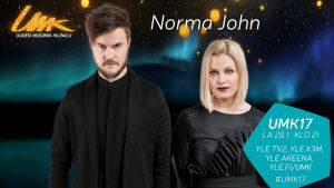 UMK17-kilpailija Norma John