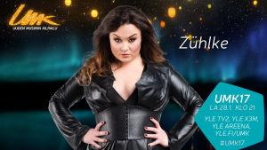 UMk17-kilpailija Zühlke