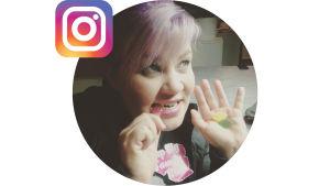 Instagram: Jenny ja läskimyytinmurtajat