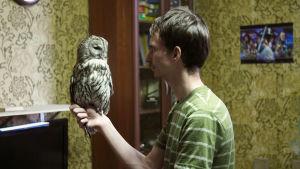 Viktor ja pöllö dokumentissa Viipuri 360
