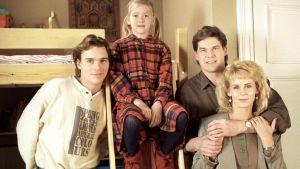 Luotoloiden perhe Kotikatu-sarjassa
