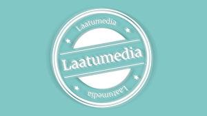 Laatumedian logo