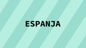 Navigaatiokuva aineelle Espanja.