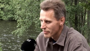 Kari-Pekka Kyrö haastattelussa