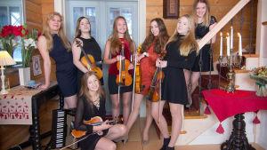 Folkmusikgruppen Jepokryddona