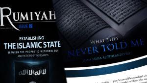 Umm Musa al-Finlandiyyahs artikel publicerades den här veckan.