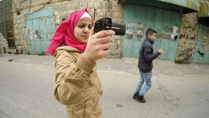Ulkolinja: Laukaus Hebronissa