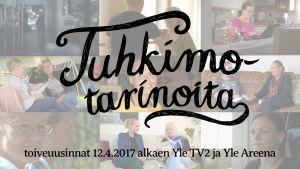 Tuhkimotarinoiden toiveuusinnat alkavat 12.4.2017