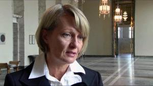 Kansanedustaja Lenita Toivakka.
