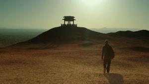 Sam Willis Yang Guanin solassa Kiinassa