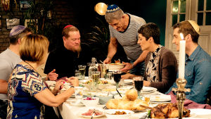 Ville Haapasalo tutustuu israelilaiseen keittiöön.
