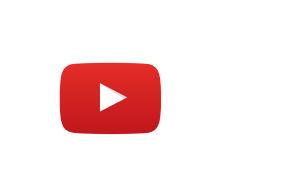 YouTuben sovelluksen kuvake