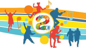 Pikku Kakkosen juhlavuoden konsertin mainoskuva