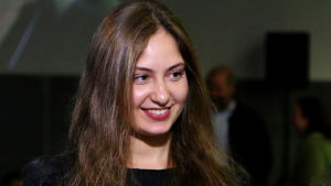 Pianisti Daria Parkhomenko