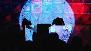 Veli-Matti O Äijälä ja The Kolmas Flow Festivalin The Other Sound -lavalla 2017