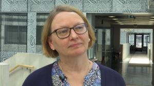 Arja Lyytikäinen har gjort upp  rekommendationer för skolmat.