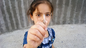 Sairaanhoitaja Nuri Sarif kuvasi viiden vuoden ajan työtään ja elämää levottomassa Keski-Irakissa.