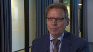 SAK:n entinen puheenjohtaja Lauri Lyly haastattelussa