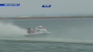 Filip Roms F1-båt