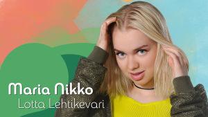 Maria Nikko  Uusi Päivä-sarjasta.