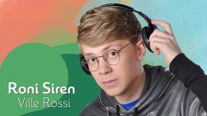 Roni Siren  Uusi Päivä-sarjasta.