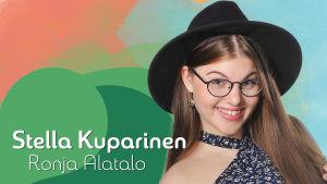 Stella Kuparinen  Uusi Päivä-sarjasta.