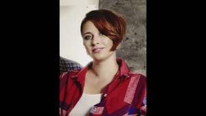 Den populära programledaren Tatiana Felgengauer knivhöggs i halsen men hon fick inte livshotande skador
