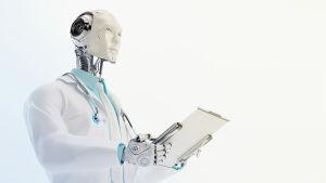 Hoitavatko sinua tulevaisuudessa robotit?