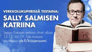 Seppo Puttosen verkkolukupiirissä Sally Salmisen Katriina