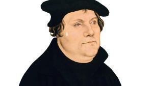 Martti Luther pelkäsi haarukkaa