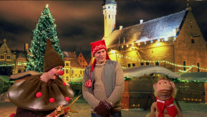 Ville ja Pono Tallinnassa