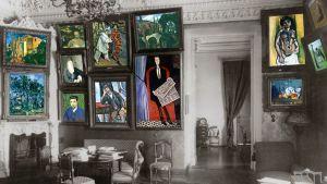 Taideteoksia Sergei Shtshukinin kokoelmasta