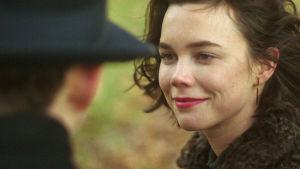 Karaktären Nina i dramaserien Vår tid är nu.