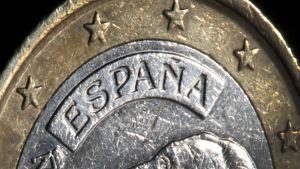 Espanjalainen euron kolikko