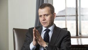 Finansminister Petteri Orpo