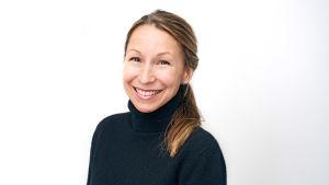 Porträtt av Mikaela Sonck