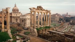 Rooman forum
