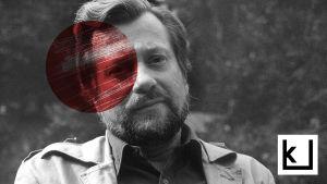 Christer Kihlman katsoo kameraan. Artikkelikuva KulttuuriCocktailin juttuun.