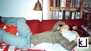 Nukkuva mies