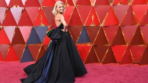Oscar-gaalan tilaisuuteen johdatteleva punainen matto