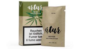 Lidls cannabisprodukter säljs nu i schweiziska butiker.